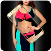Cloth Scanner Simulator icon