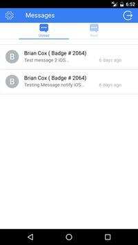 Citizen Messenger screenshot 1