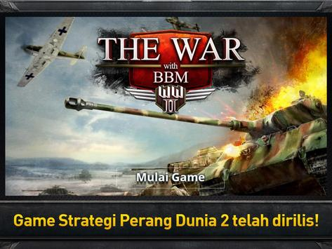 The War with BBM poster
