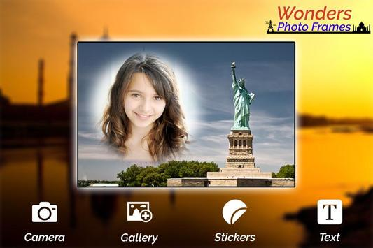 Seven Wonder Photo Frame screenshot 1