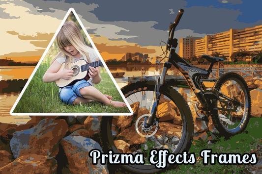 Photo Frame for Prisma poster