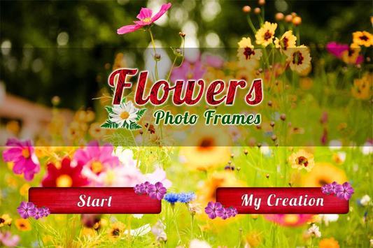 Flower Photo frame screenshot 2