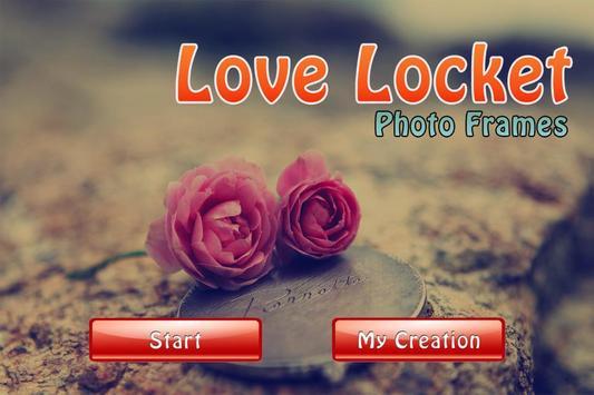 Love Locket Photo Frame screenshot 1