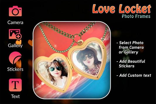Love Locket Photo Frame screenshot 3