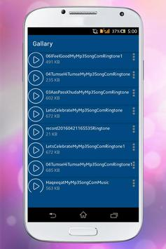 My Name Music Ringtone Maker apk screenshot