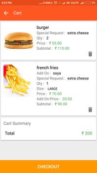 Roxy Cinema Food Ordering screenshot 4