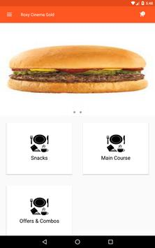 Roxy Cinema Food Ordering screenshot 5