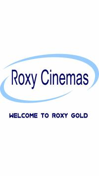 Roxy Cinema Food Ordering poster