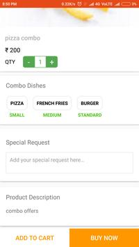 Roxy Cinema Food Ordering screenshot 3