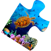 Puzzle Under The Sea icon