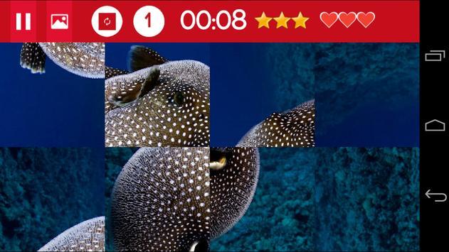 Puzzle Under The Sea screenshot 4