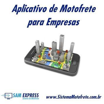 Sistema Motofrete-SAM Express poster