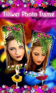 Photo in Flower Frames screenshot 2