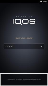 IQOS Connect Plakat