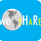 we sHaRe icon