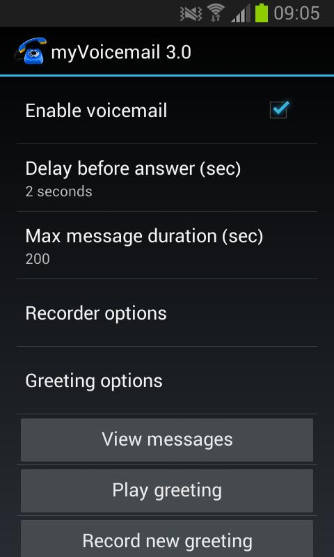 Myvoicemail apk download free communication app for android myvoicemail poster myvoicemail m4hsunfo