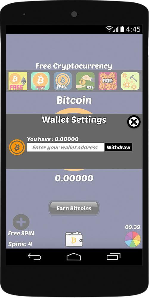 Free Bitcoin Every Second for Android - APK Download