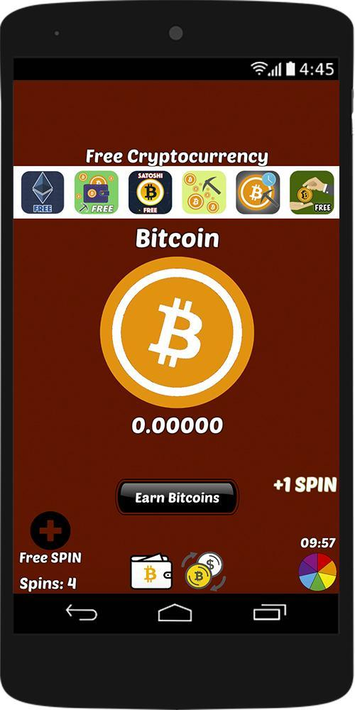 Free Bitcoin - Satoshi Wheel for Android - APK Download