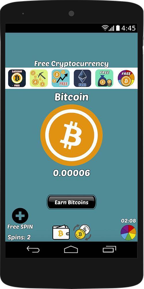 gratuit bitcoin spin apk)