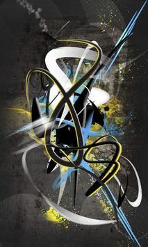 Abstract Live Wallpapers screenshot 2