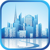City Homescreen Wallpapers icon