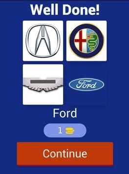 Guess the car brand apk screenshot