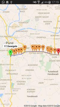Pune Bus screenshot 19