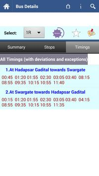 Pune Bus screenshot 3