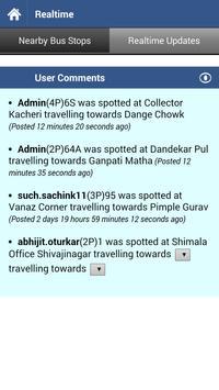 Pune Bus screenshot 6