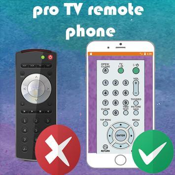 PRO TV  remote control phone screenshot 7