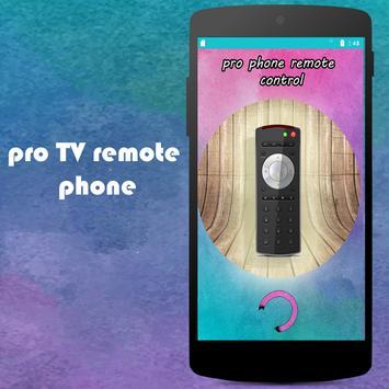 PRO TV  remote control phone screenshot 4