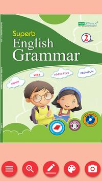 Superb English Grammar Book II (Army Edition) poster
