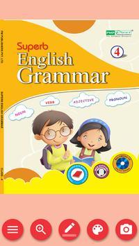 Superb English Grammar Book IV (Army Edition) poster