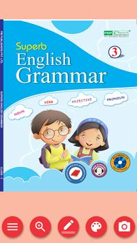 Superb English Grammar Book III (Army Edition) poster