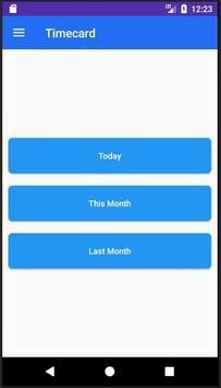 TCompliance - DVIR Timecard screenshot 2