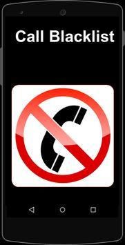 Calls Blacklist - Block Calls poster