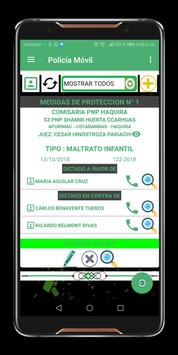 Policia Movil PNP screenshot 6