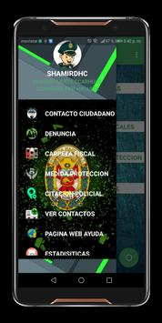 Policia Movil PNP screenshot 1