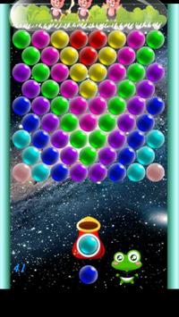 Shoot Bubble Space poster