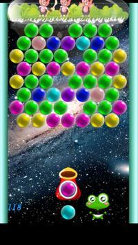 Shoot Bubble Space apk screenshot