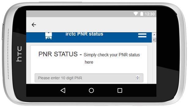 PNR Status Indian Railway screenshot 14