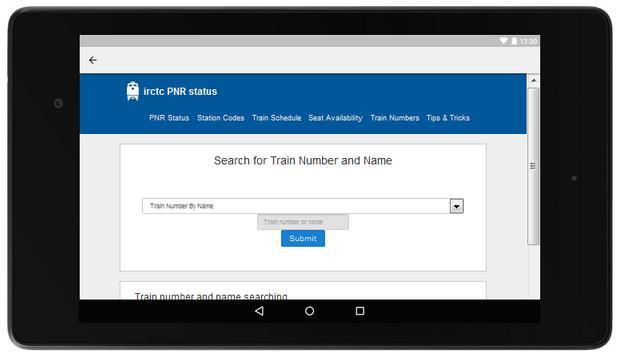 PNR Status Indian Railway screenshot 19