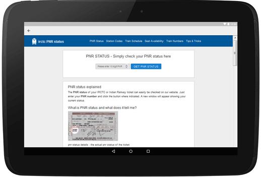 PNR Status Indian Railway screenshot 26