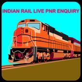 INDIAN RAIL lIVE PNR ENQUIRY icon