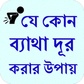 Pain Treatment Bangla icon