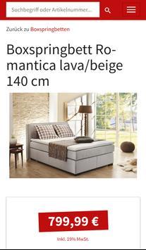 poco domäne möbel app poster