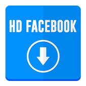 HD Fac‍ebo‍ok Video Downloader icon