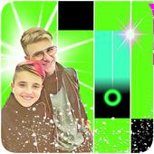 Adexe & Nau Piano Game icon