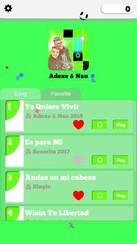 Adexe & Nau Piano Game poster