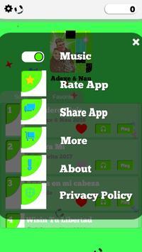 Adexe & Nau Piano Game screenshot 5